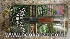 Hemp Hookahzz 250 mg CBD Prefilled Cartridge Review