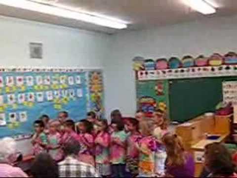 Reek Elementary School -- Kingergarten -- Mi Curpio