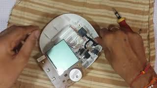 كيفية فتح وإصلاح ضغط الدم الإلكترونية/ BP رصد الجهاز