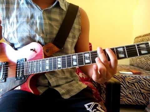 Last Child, Sadarkan Aku (Guitar Cover)