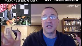 Fast Eddie Clarke Dies  Age 67- Motorhead Fastway-  Dead R.I.P. -The Metal Voice