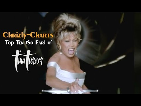 Chrizly-Charts TOP 10 [Retro]: Best Of Tina Turner