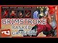 Longest First Skill Ever!! | Resay GRIMSTROKE Highlights #1