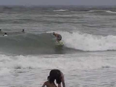 Tropical Storm Fay - Solid South Florida Surf