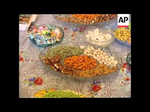 Residents of Afghan capital celebrate Muslim holiday