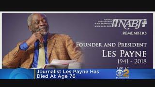 Journalist Les Payne Dead At 76