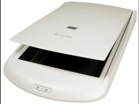 How to install HP SCANJET 2400 series on Windoows 7 (64-bit)