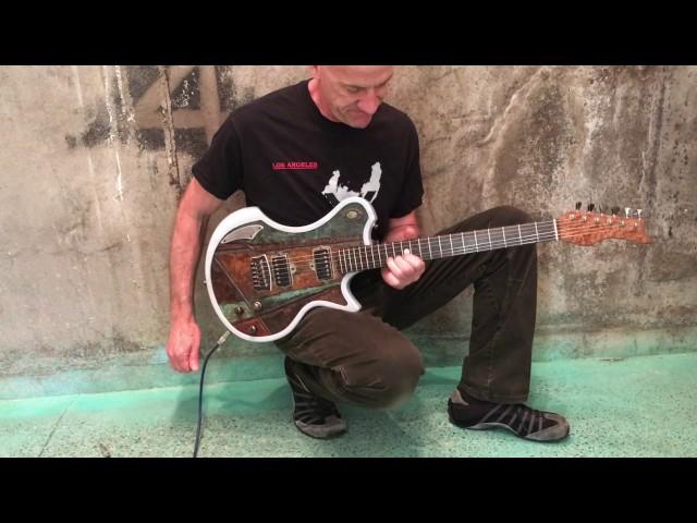 M-tone Guitars - Blade Runner