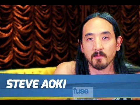 DJ Steve Aoki Gets Music Reality