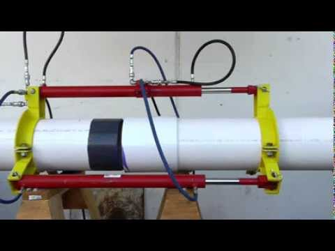 How To Cut Large Diameter Pvc Pipe
