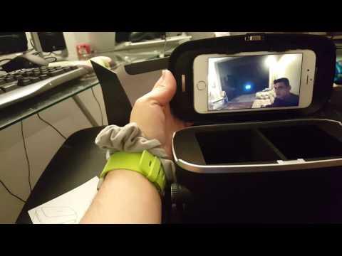 007Plus Virtual Reality Headset