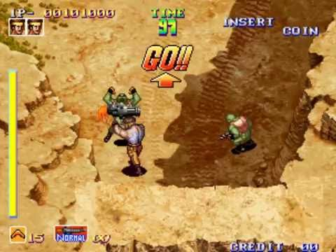Shock Troopers (Neo Geo)