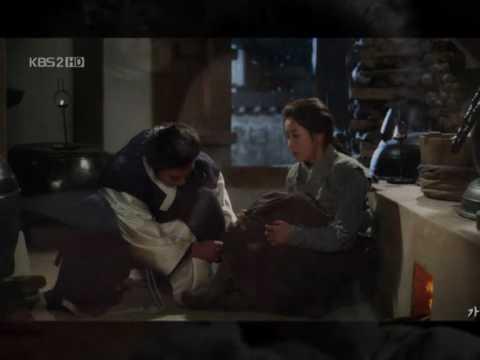Slave Hunters/Chuno OST 3 (베이지(Beige) - 달에 지다) [mv-Un Nyun&Dae Gil]