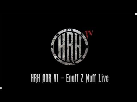 HRH TV - Enuff Z Nuff Live @ HRH AOR VI 2018