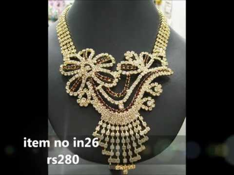 indian imitation jewellery wholesale jewelry for importers&exporters