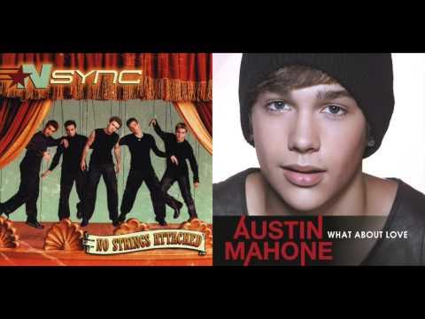 Mashup: Bye Bye Bye Love ('N Sync vs Austin Mahone)