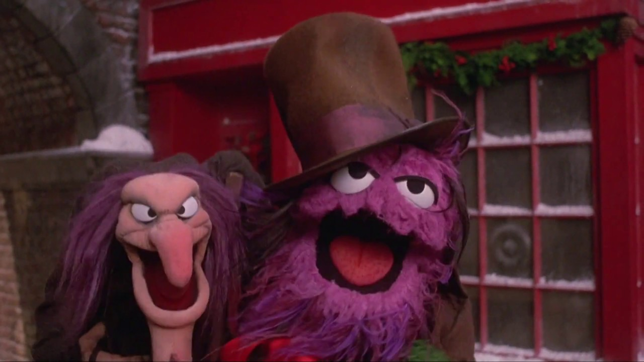 Muppet Christmas Carol Ghosts.Muppet Songs Ghost Of Christmas Present It Feels Like Christmas