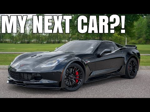 2016 Corvette Z06 Driving Review (Manual 3LZ Z07)