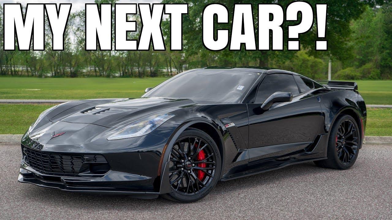 2016 Corvette Z07 >> 2016 Corvette Z06 Driving Review Manual 3lz Z07