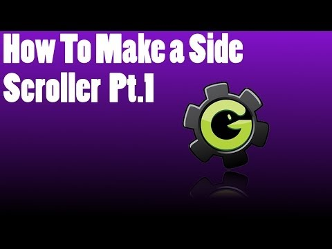 How to Make a Sidescroller in Game Maker