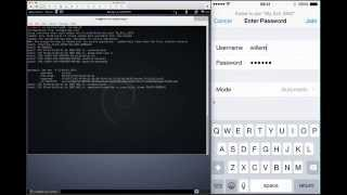 Capture 802.1x PEAP Username and Password Hash