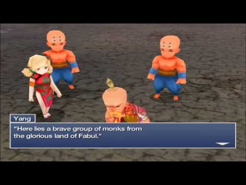 Final Fantasy IV The After Years iOS (Yang) (Part 3)