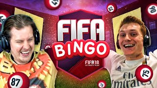 MONSTEROUS 200K+ PLAYER PACKED IN FIFA BINGO! - FIFA 18 Pack Opening