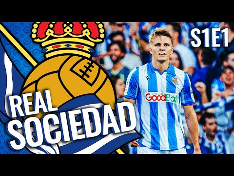 TAKING ON THE SPANISH GIANTS! | REAL SOCIEDAD CAREER MODE S1E1