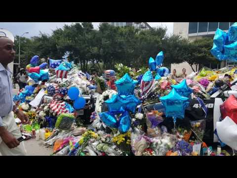 Dallas Police Department - Memorial