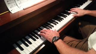 Kissing a fool   George Michael - piano cover