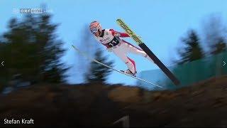 Последние рекорды прыжков на лыжах с трамплина