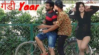 Gandu ki Yaari | Round2hell moradabadi | Muradabadi Comedy | Muradabadi Video | Malik Nasir