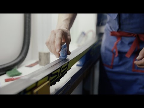 Wax Like a Pro – how to prepare skis for cold conditions