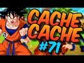 CACHE CACHE SUR MINECRAFT ! MAP DRAGON BALL Z 2 ! EPISODE 71 !