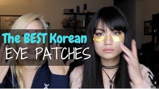 The Best Korean Eye Patches ♥♥   Get Bright and Shiny Eyes!