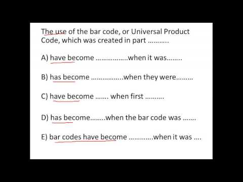 The use of the bar code, or Universal Product Code,