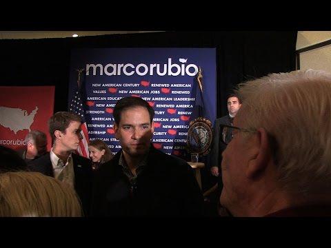 Rubio challenges Cruz on immigration position