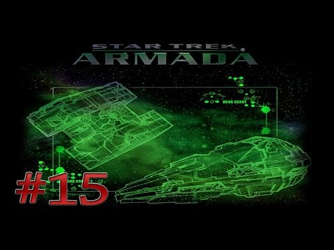 ST Armada #15 Knappe Resourcen [HD][DEUTSCH] Let´s Play Star Trek Armada