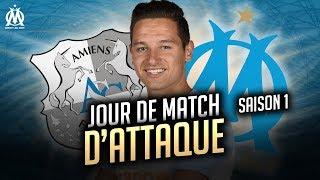 Amiens 1-3 OM | Les coulisses de la victoire 🎥