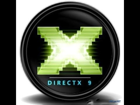 Как установить directx 9 на windows 8.1