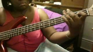Wonderful is your name - Hezekiah Walker - bass