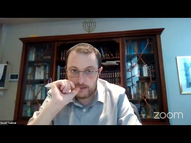 Le judaïsme au commencement 2 juin 2021 La vieillesse