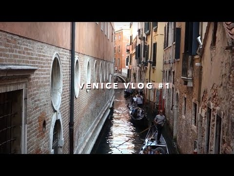 Arriving in Venice, Italy | Vlogust Day 23