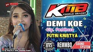 Demi Koe - Campursari KMB (GEDRUG SRAGEN) Live Ds. Celep, Kedawung, Sragen