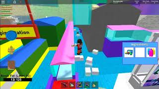 ROBLOX-How to get the colorful wing of the Imagination event!