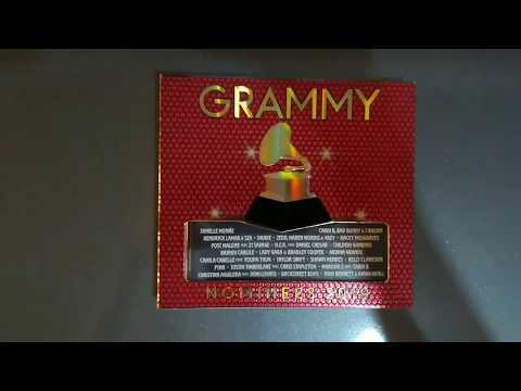 GRAMMY Nominees 2019 - CD Unboxing