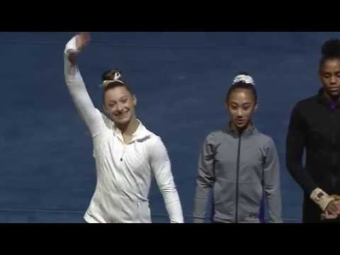 Junior Women Day 2 Webcast - 2019 U.S. Gymnastics Championships