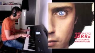 """"""" Les chants magnétiques 2 """" JM Jarre par Jaycy"""