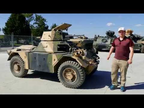 Fighting Vehicles: Daimler Ferret Mk 2