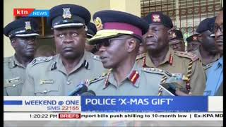 All police officers to get allowance this Christmas says IG Boinnet